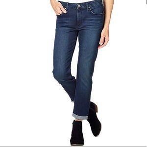 NWT Calvin Klein slim boyfriend size 4